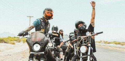 Езда на мотоцикле: что учитывать при выборе экипировки?