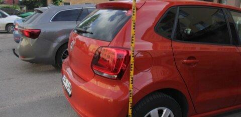Politsei otsib Tartus toimunud sõidukile külgesõidu tunnistajaid