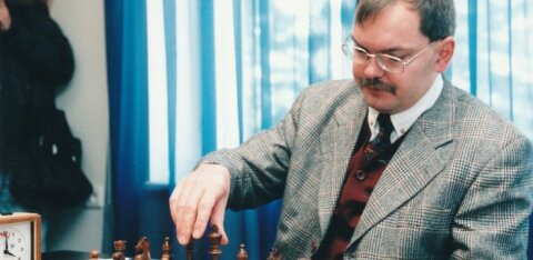 Гроссмейстер Яан Эльвест не может получать олимпийскую пенсию
