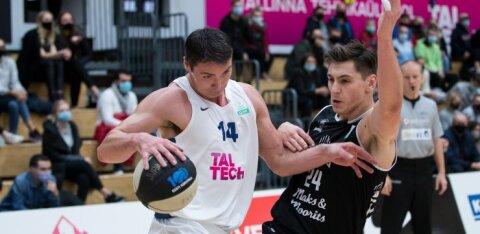 TIPPHETKED | TalTech alistas Tartu Ülikooli ja pikendas võiduseeria viiemänguliseks