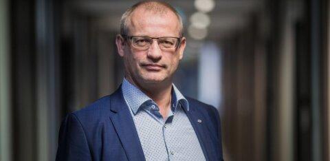 Глава Клиники Тартуского университета уволен в самый разгар кризиса