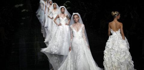 """""""Любовь победит все!"""" Испанский бренд дарит свадебные платья сотрудницам больниц, которые борются с коронавирусом"""