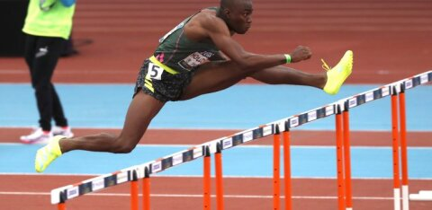 VIDEO | Vinge jooks: ületati 27 aastat Colin Jacksoni nimele kuulunud maailmarekord