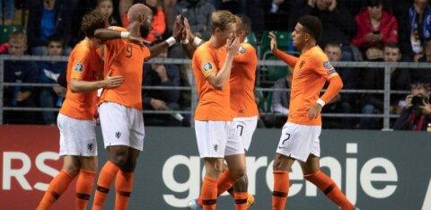 Нидерланды решили отказаться от названия Голландия