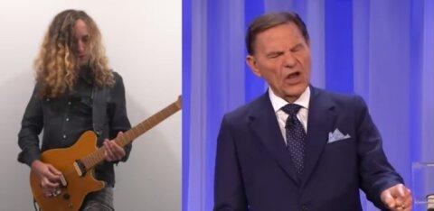 ВИДЕО | Американский проповедник изгоняет коронавирус хеви-металом