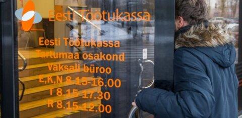 Töötuse määr tõusis 7,1 protsendini. Mitteaktiivsete arv kerkis aastaga Kuressaare linna jagu