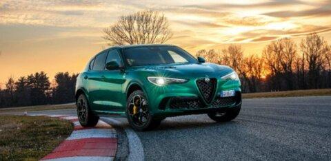 VIDEO | Proovisõit: Alfa Romeo Stelvio – hea valik inimesele, kes soovib sportlikku linnadžiipi