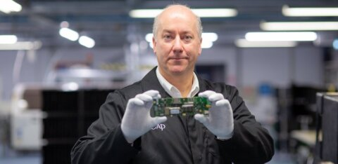 Уроженец Лос-Анджелеса возглавит производство электроники Incap Eesti