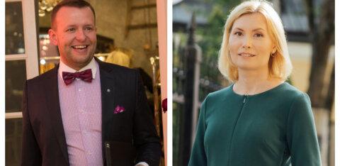 Raplamaa sotsid toetavad esimehena Riina Sikkutit ja Lauri Läänemetsa