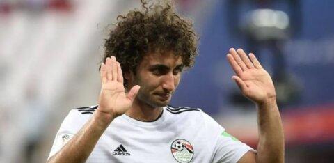 В сборной Египта сексуальный скандал. Фото с гениталиями игрока появились в интернете