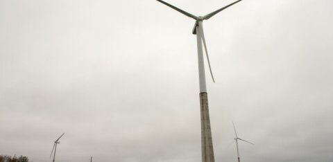 Tugev tuul kasvatas Enefit Greeni toodangut viiendiku võrra
