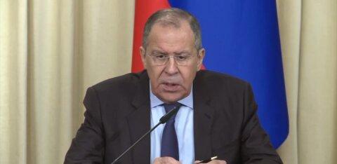 ВИДЕО | Лавров: после вступления в НАТО Прибалтика стала одним из лидеров русофобии