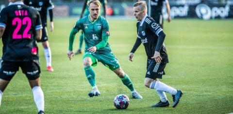 Premium liiga 6. voorus võõrustab Nõmme Kalju liidermeeskond FC Florat