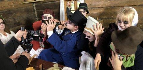 Vabaõhumuuseumi video- ja valgusetendus avab uksed vanarahva müütilisse maailma