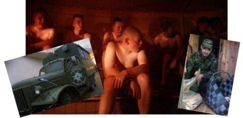 VIHAGA KUID VIHATA | Soomlased korraldavad Narvas enneolematult suure tasuta saunapäeva