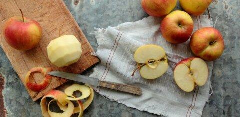 Kas tead, milline osa õunast on kõige tervislikum?