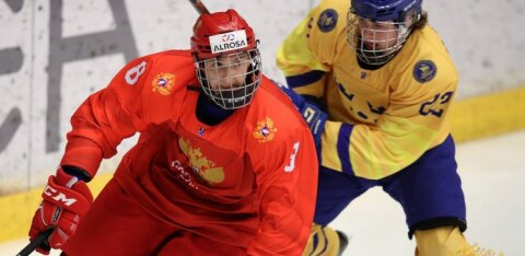 Россия, Белоруссия и Латвия в четвертьфинале юниорского чемпионата мира