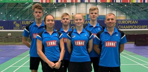 """Eesti juuniorid alustavad Soomes sulgpalli EM-i: """"Teoorias võime kõiki võita, aga samas ka kõigile kaotada"""""""