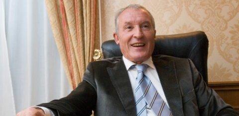 Legendaarne ja juba väärikas eas ärimees Ernesto Preatoni taandus Pro Kapitali nõukogudest