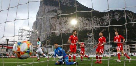 Eesti jalgpallikoondise järgmine vastane osutas Iirimaale tugevat vastupanu