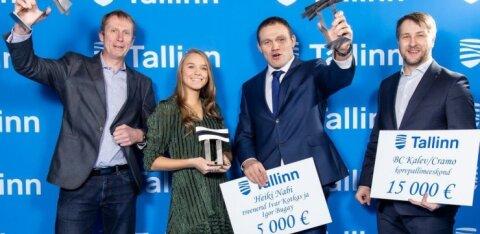 Анетт Контавейт и Хейки Наби - лучшие спортсмены Таллинна 2019 года