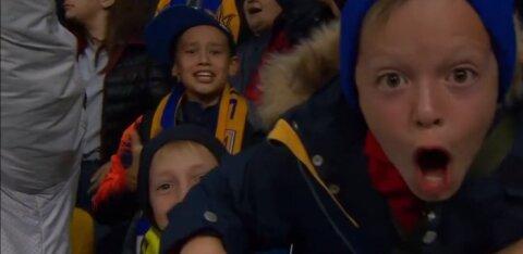 Украина вышла на Евро-2020 с первого места, обыграв Португалию с Роналду