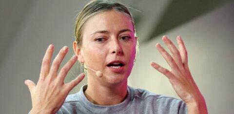 Maria Šarapova andis beebijuttudele sotsiaalmeedias vastuse
