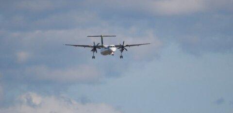 Летевший в Москву самолет совершил экстренную посадку из-за сообщения о бомбе