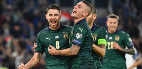 Италия пробилась на чемпионат Европы, Финляндия крупно проиграла