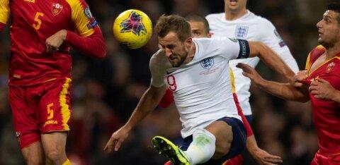 Inglismaa, Prantsusmaa, Türgi ja Tšehhi pääsesid EM-ile, Ronaldo kõmmutas Leedule kolm väravat