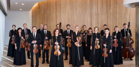 Таллиннский камерный оркестр откроет сезон органной музыкой и импровизацией