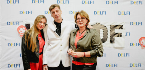 ФОТО RusDelfi: Смотрите, кто пришел на открытие фестиваля KinoFF в Нарве