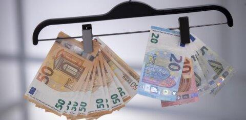 ГРАФИК | Смотрите, у кого в прошлом году больше всего выросли зарплаты