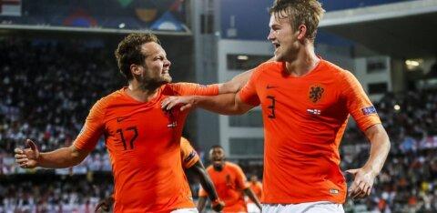 Statistika ei valeta: Holland on hirmuäratavalt tugev, aga neid on võimalik nõelata