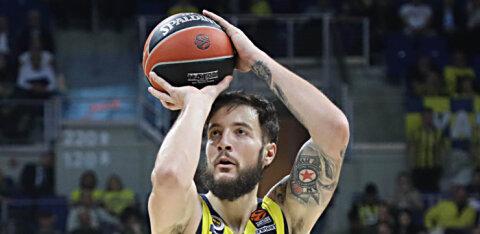 Kaunase Žalgiris palkas NBA kogemusega Euroopa meistri