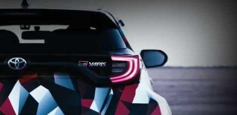 Toyota tutvustab aasta alguses nobedat Ott Tänakuga seotud Yarist