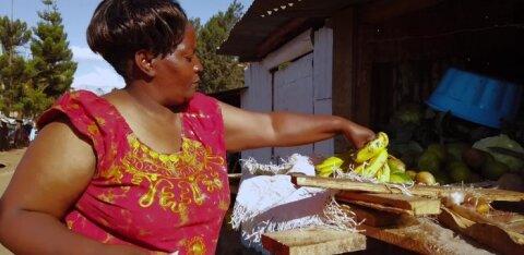 MAALEHT NAIROBIS | Keenias on kilekotid rangelt keelatud. Kas Eestis oleks see võimalik?