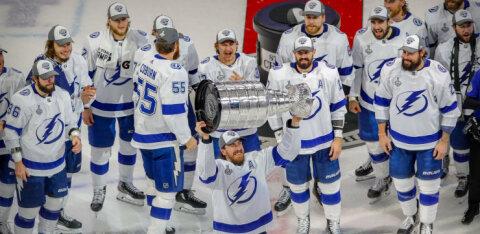 Rootslase hiilgavad esitused vedasid Tampa Bay NHL-i meistriks
