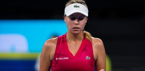 Контавейт и Канепи узнали соперниц на старте Australian Open