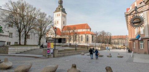 Tallinna linnavalitsus eelistab rahale rohelust