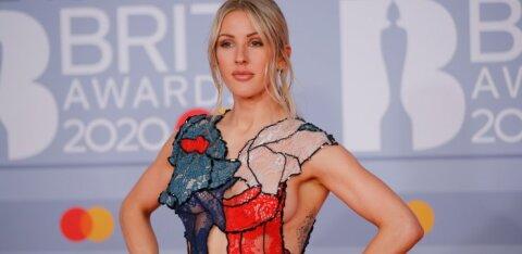 Ellie Goulding paljastas oma abielu saladuse: pidev eemalolek pole probleem
