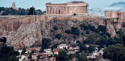 В Греции произошло сильное землетрясение: люди покидают здания и выбегают на улицы