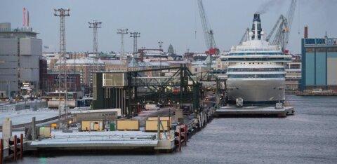 ГРАФИК | Вчера в порты Хельсинки прибыло 6500 пассажиров, преимущественно эстонцы