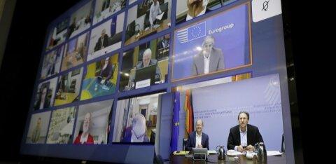 Eurogrupi rahandusministrid päästeplaani osas kokkuleppele ei jõudnud