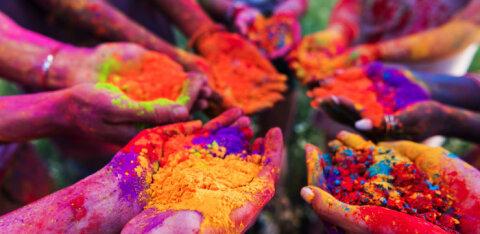 Mida sümboliseerivad erinevad värvid?