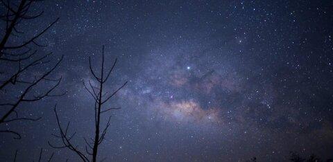 В центре Млечного пути нашли загадочные гигантские объекты