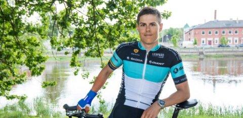 KUULA | Teelahkmel Aksel Nõmmela: eks noorteklassides ikka unistasin, et sõidan Tour de France'i ja...