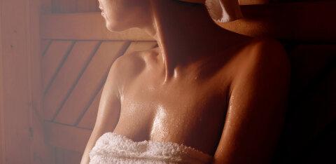Loodusterapeut manitseb saunast täit rõõmu tundma: on üks suur viga, mida saunamõnude lõpus tehakse