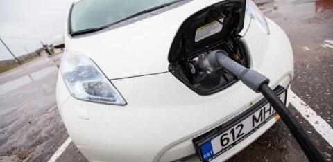 ОПРОС | Каждый пятый житель Эстонии планирует в ближайшие годы купить электромобиль