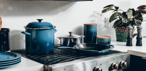 Готовит вся Эстония: разбитые плиты, суп на потолке и другие случаи домашнего ущерба